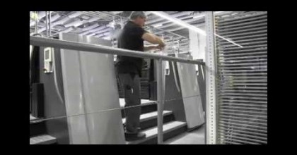 Plate Automation Commercial Printing with Indexer